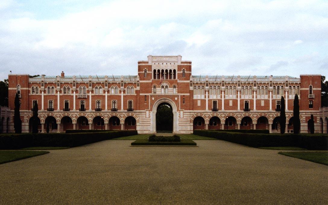 Description rice university