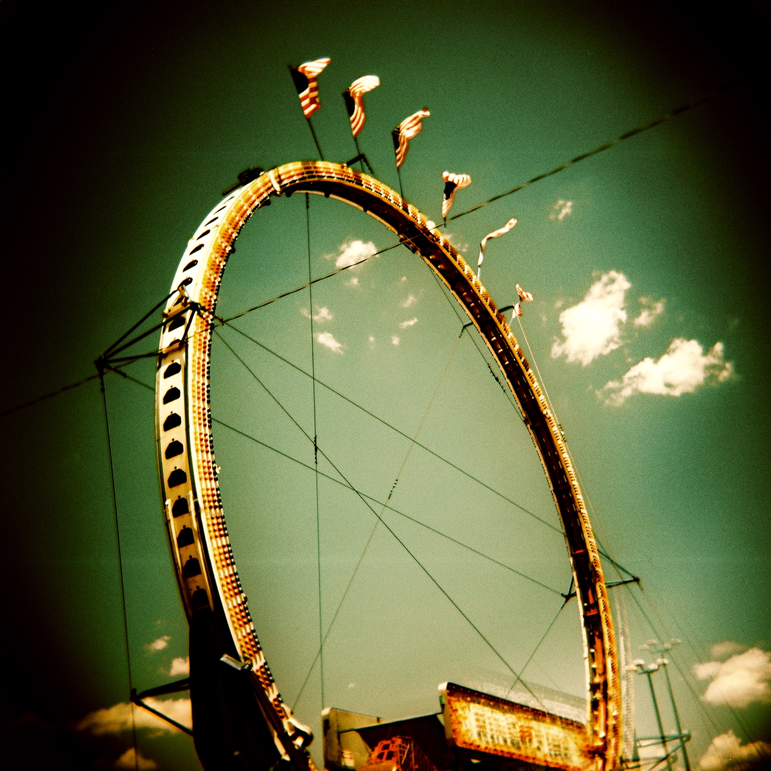 Ring Of Fire On Ride