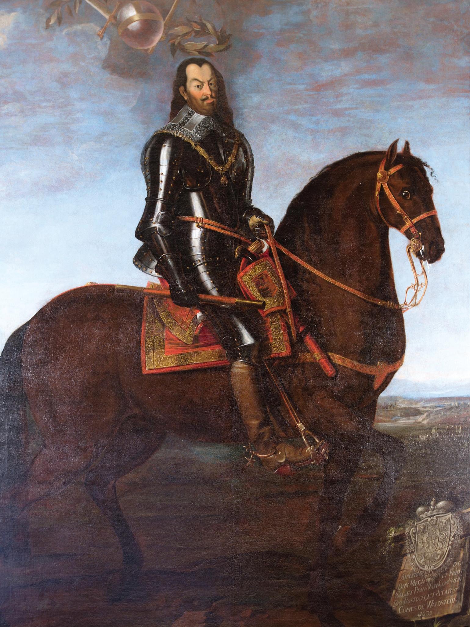 Risultati immagini per Albrecht von Wallenstein