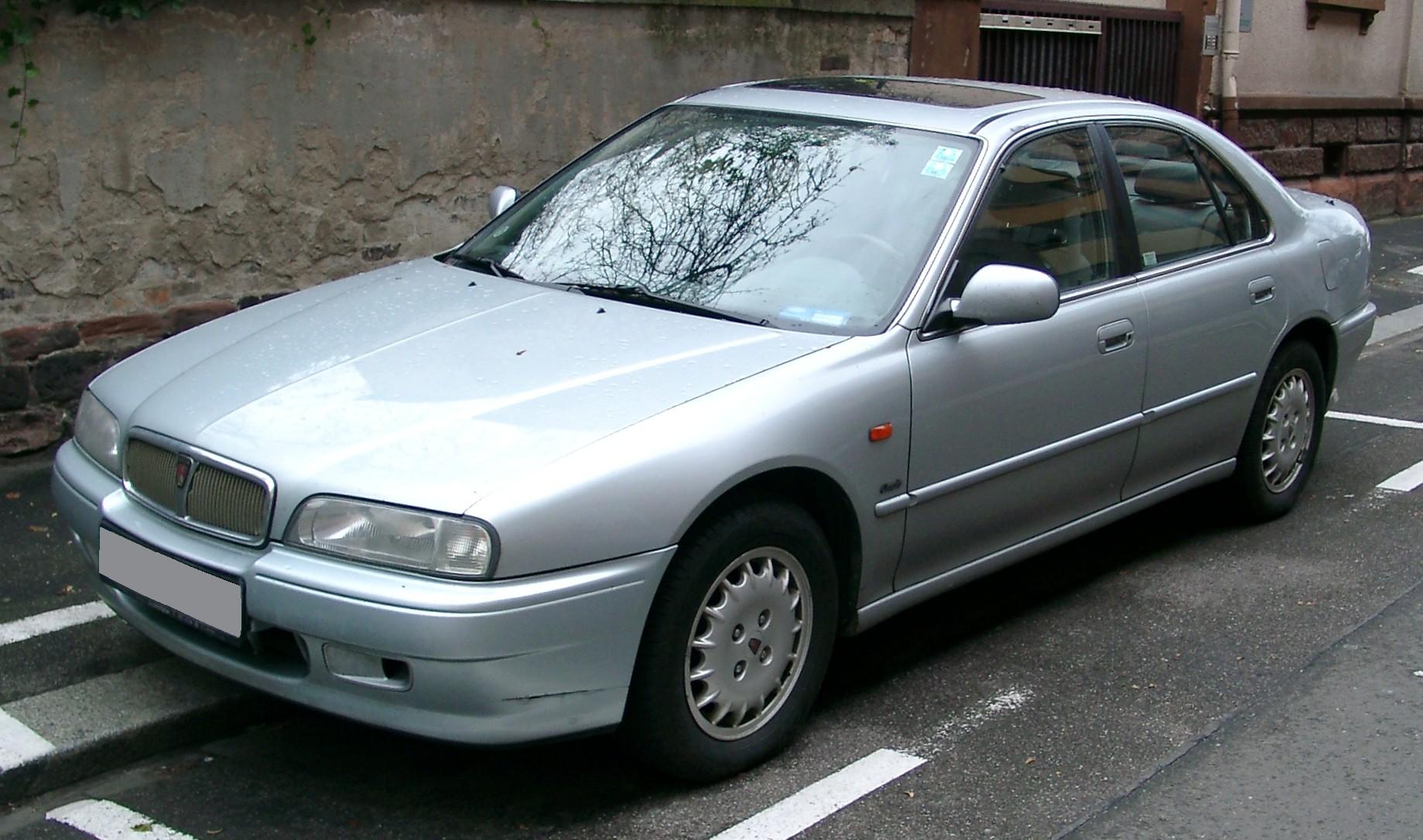 Rover 600 Occasion  Wickedin