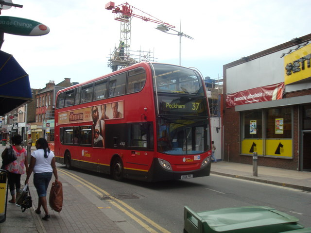 London Buses Route 37 Wikipedia