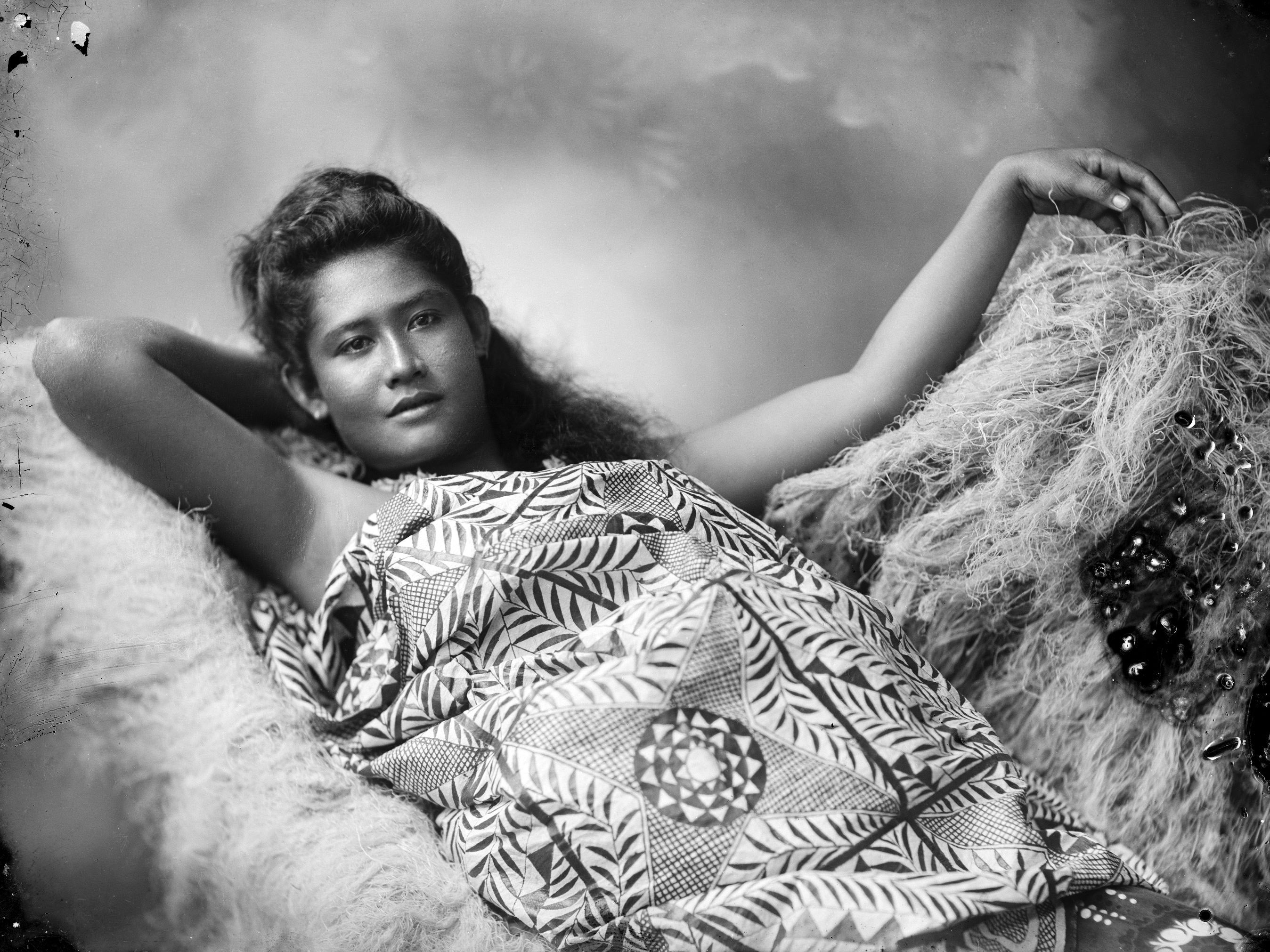 Image result for Samoa woman