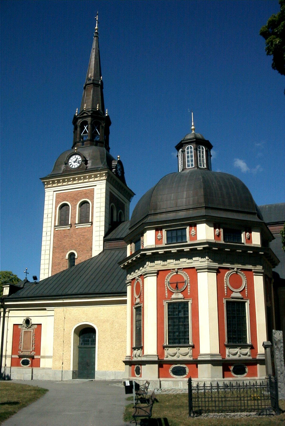 Tveta kyrka, Sdermanland Wikipedia