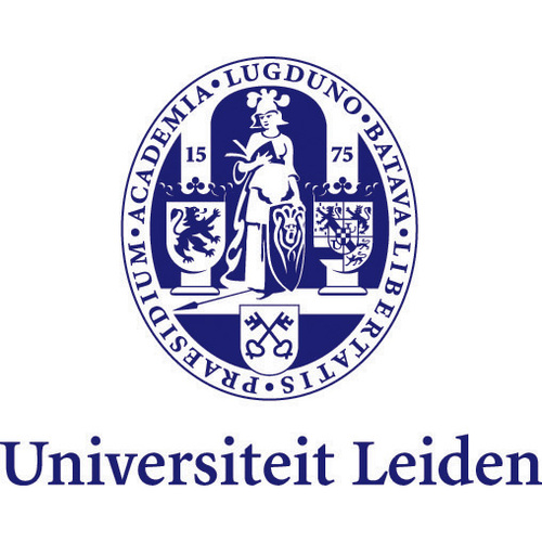 English: Seal Leiden University. Nederlands: Z...