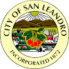 Official seal of San Leandro, California