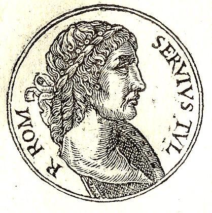 Servius Tullius Ring Fire