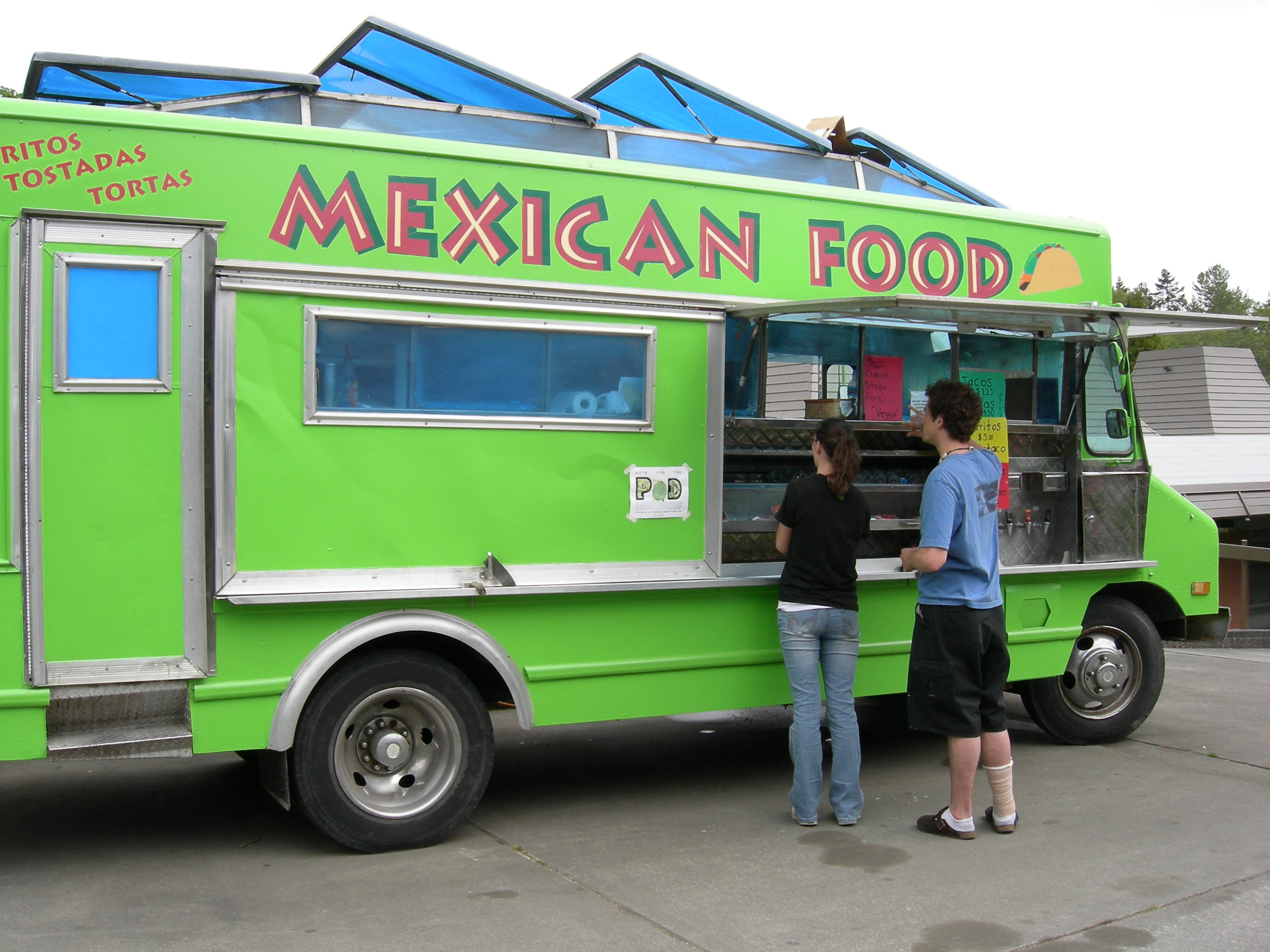 Mexican Food Truck Th Ave Pensacola