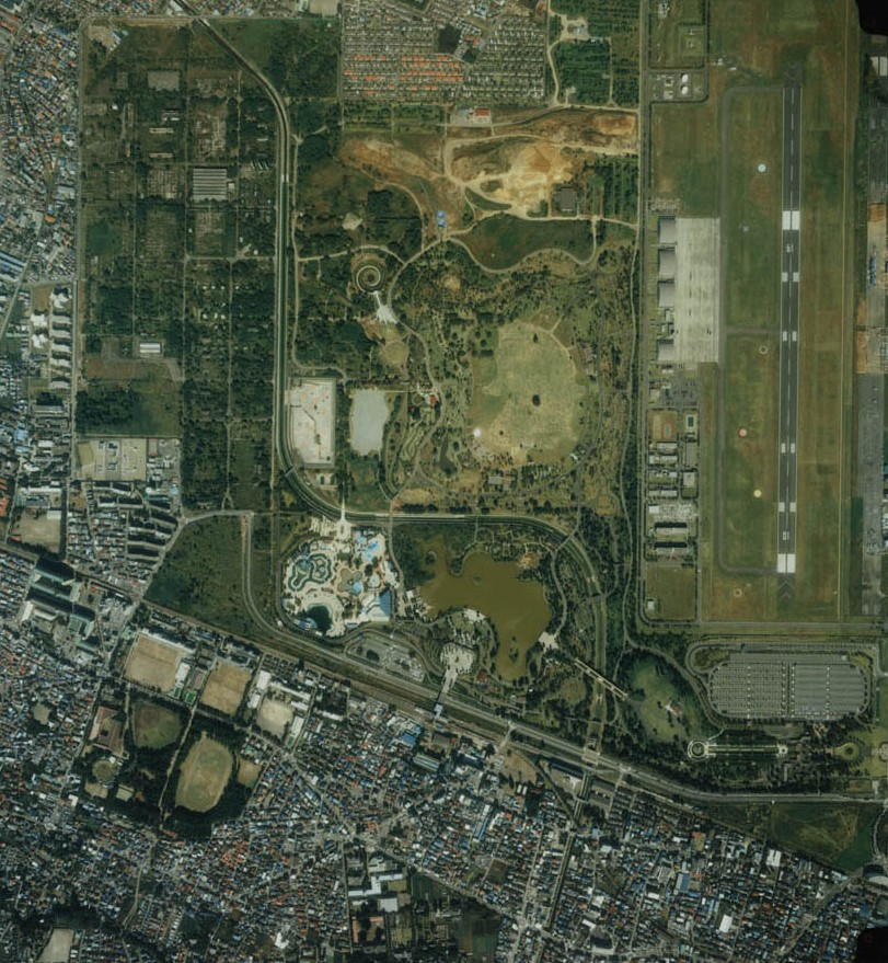 Tachikawa Airfield Wikipedia - Us Air Force Bases In Japan Map