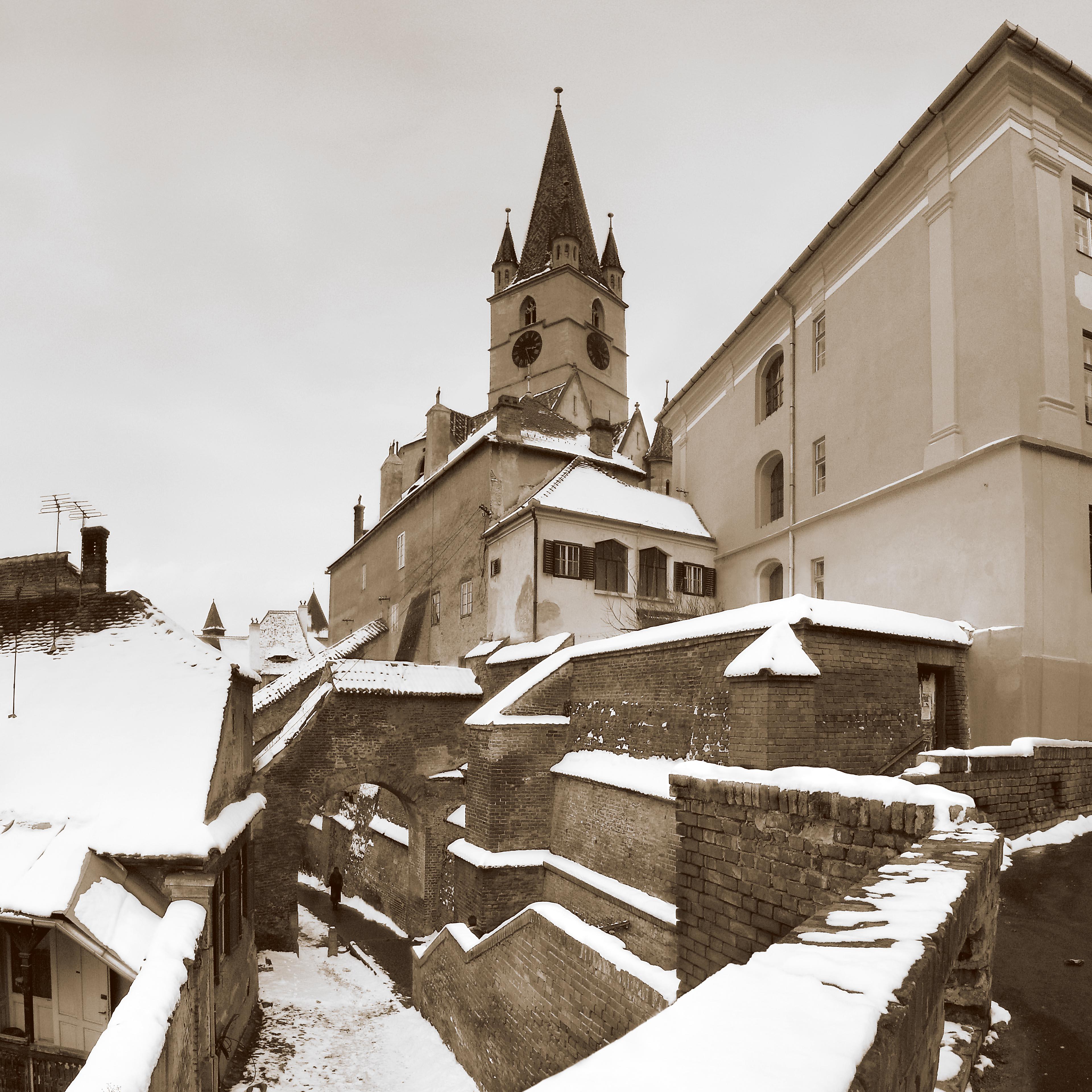 Plz Sibiu Rumänien