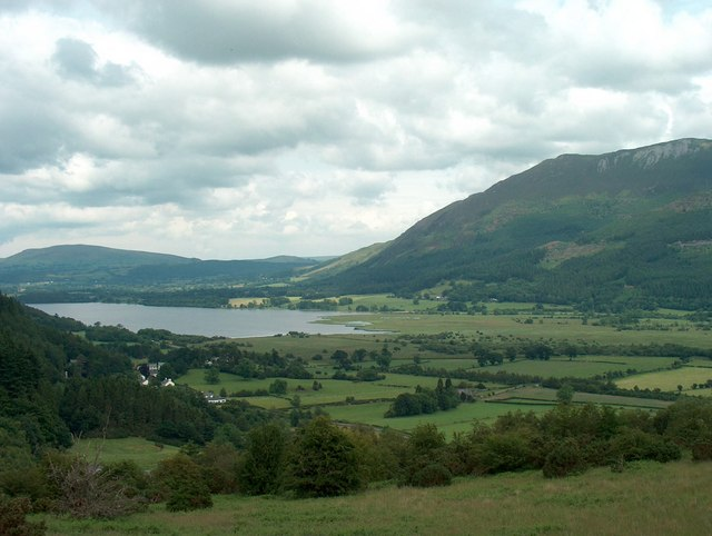 Southern end Bassenthwaite Lake. - geograph.org.uk - 555747