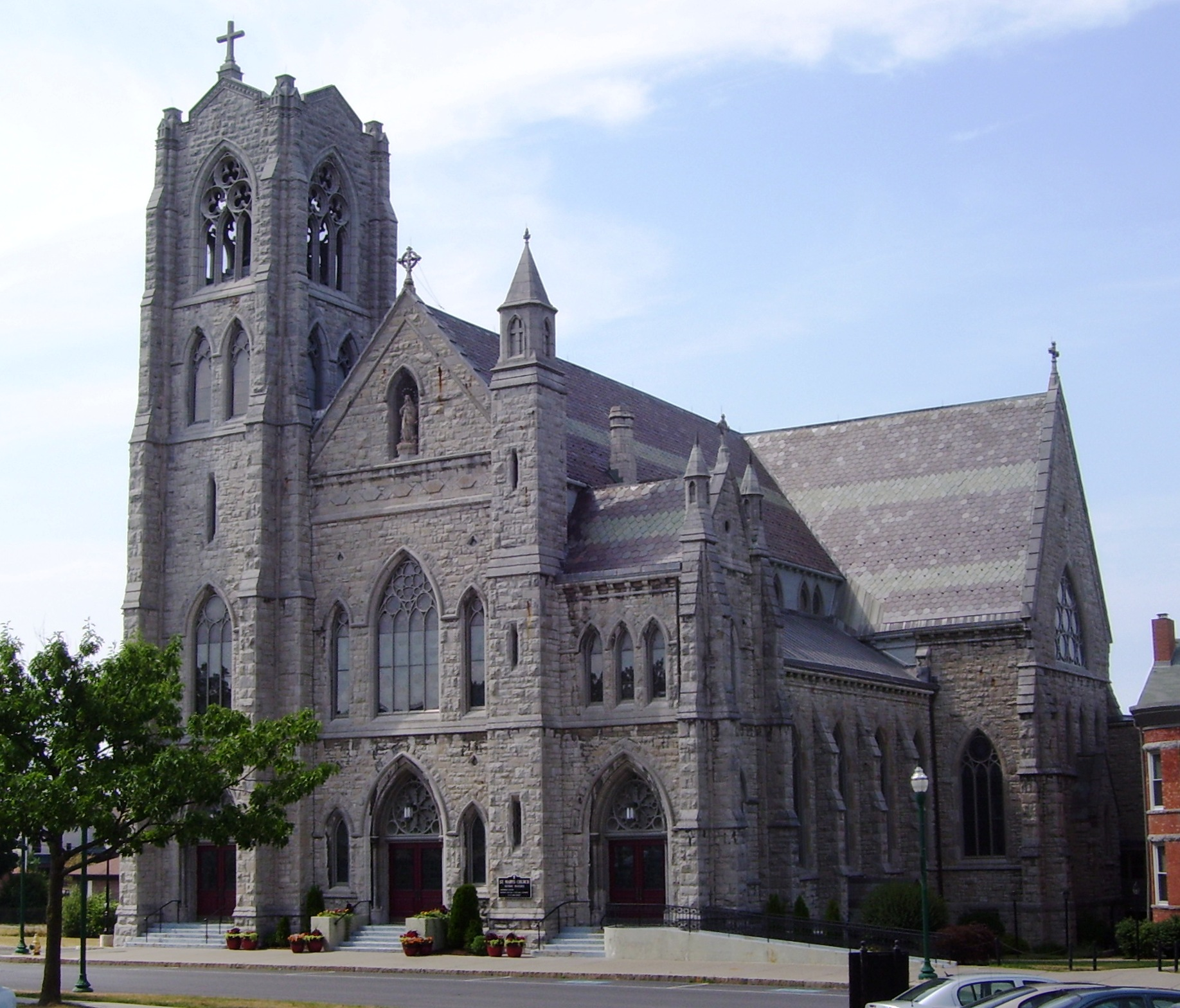 Community feedback not enough to stop closure of Auburn churches: Diocese committee reviewing plan