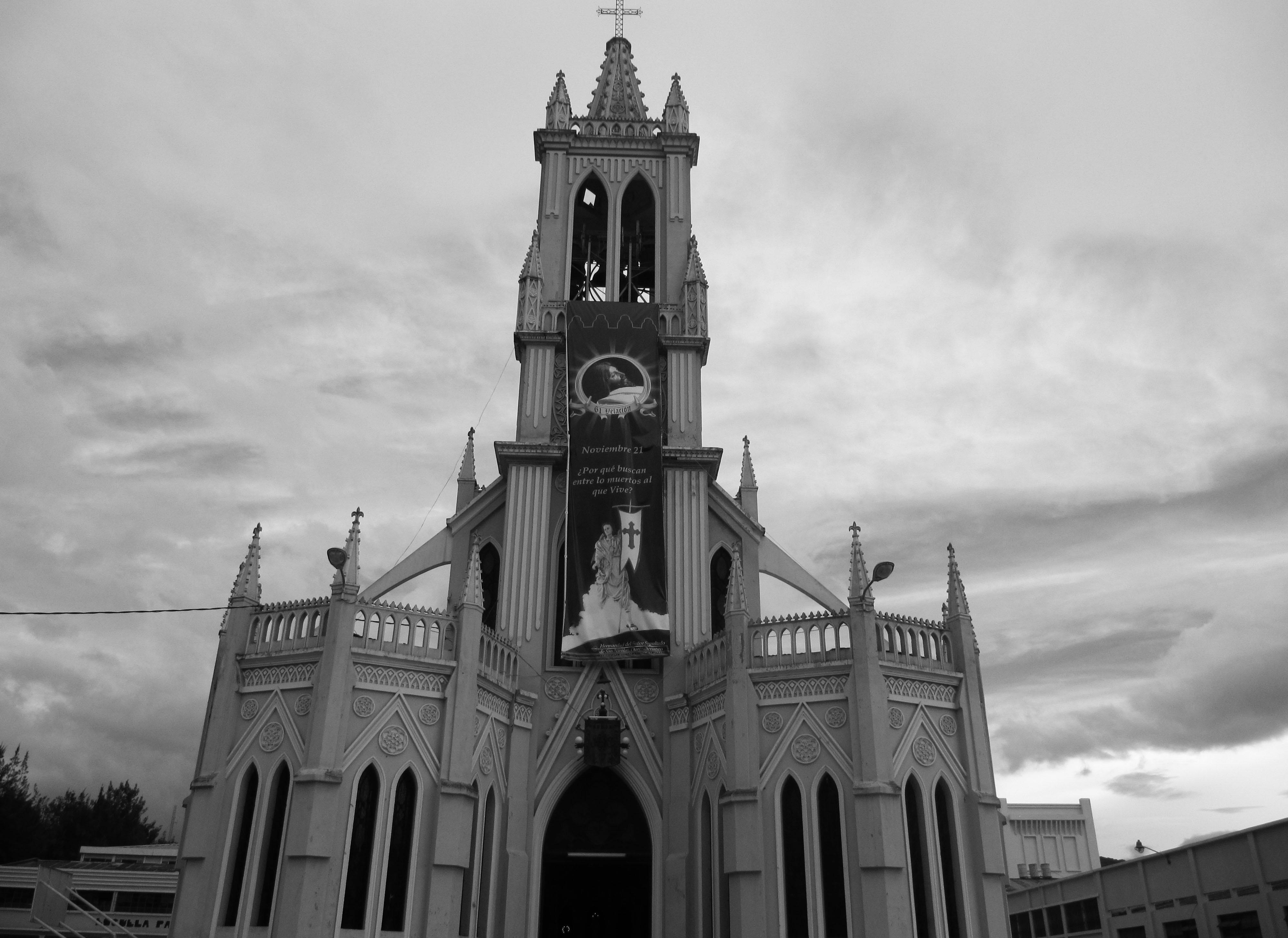 File St Nicholas Church Quetzaltenango Guatemala Jpg