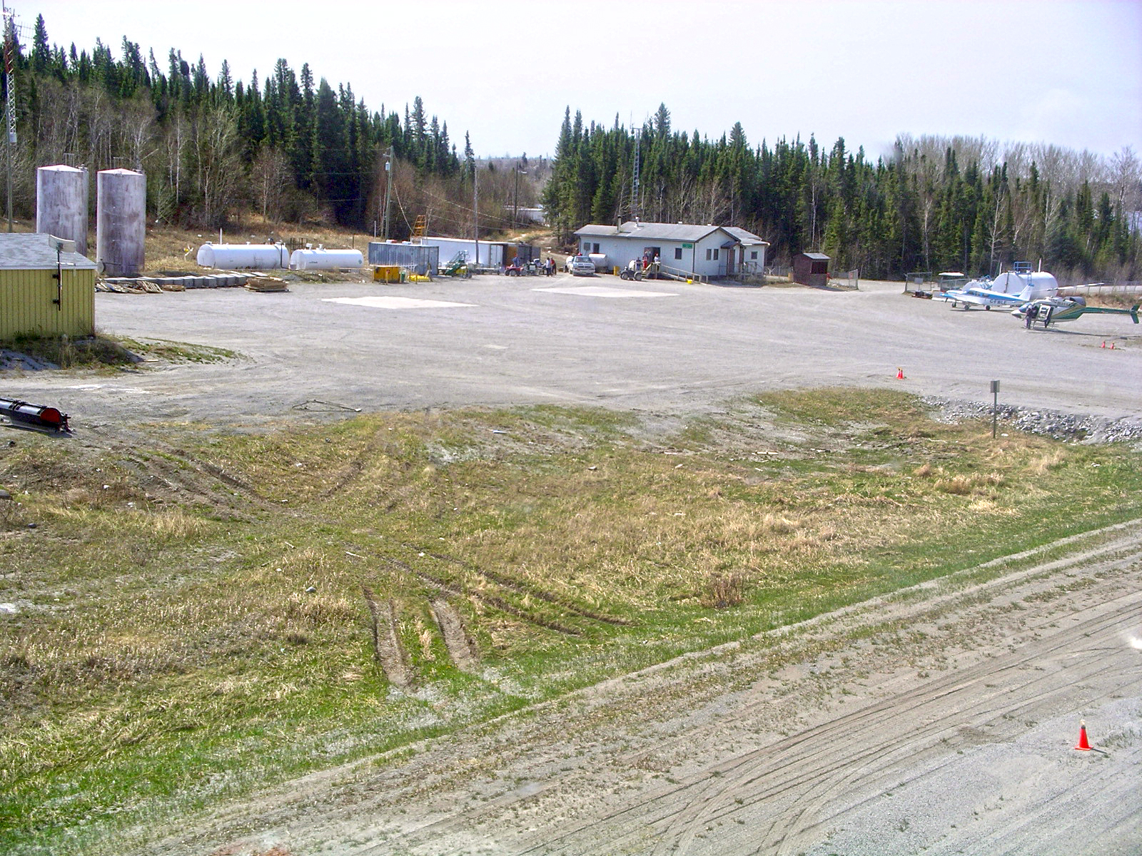 Detailed View for , St  Theresa Point Airport (CYST