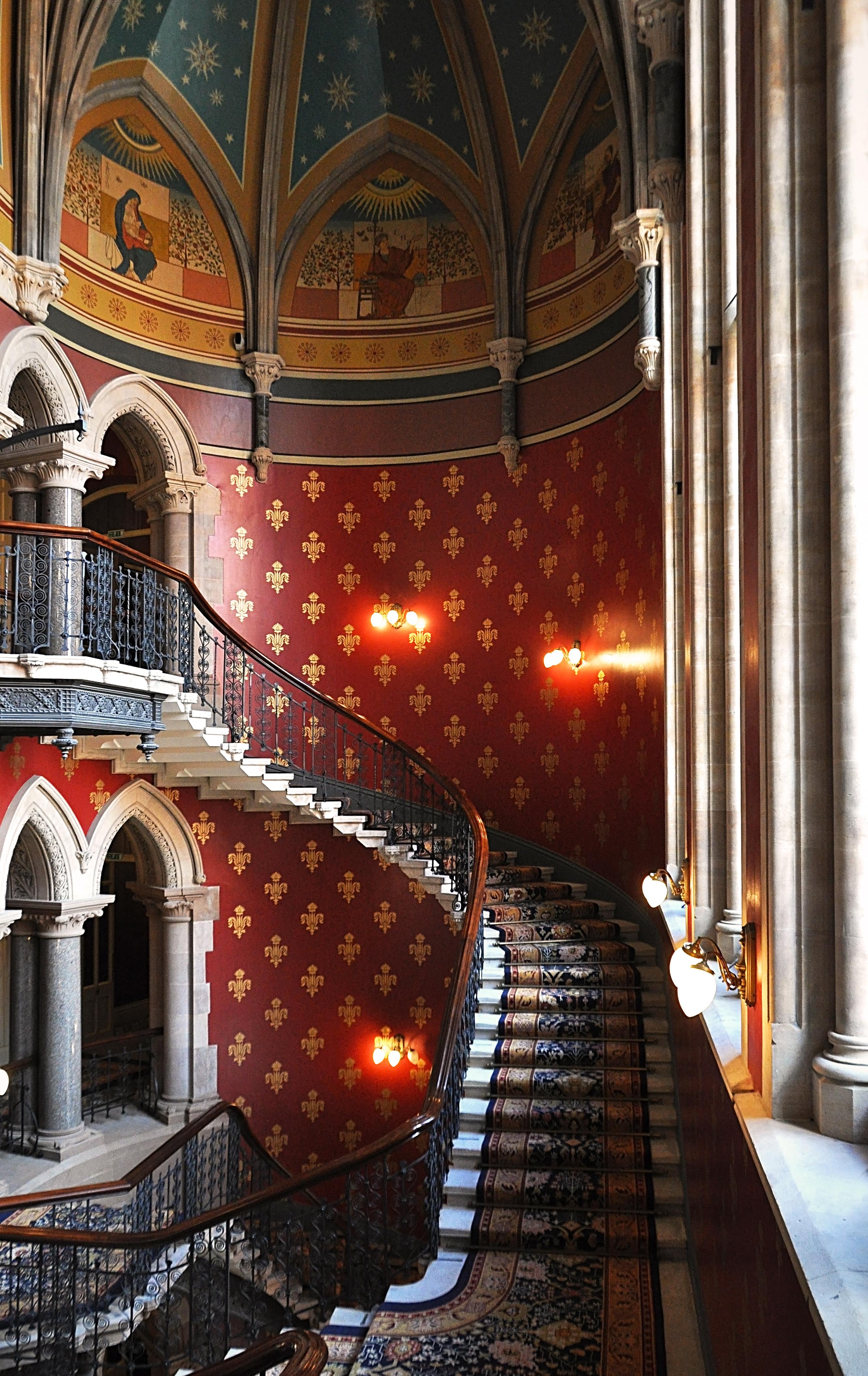 Saint Pancras Hotel London