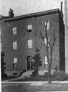 Stanton's home in Washington, D.C. Stanton's home in Washington, D.C.PNG