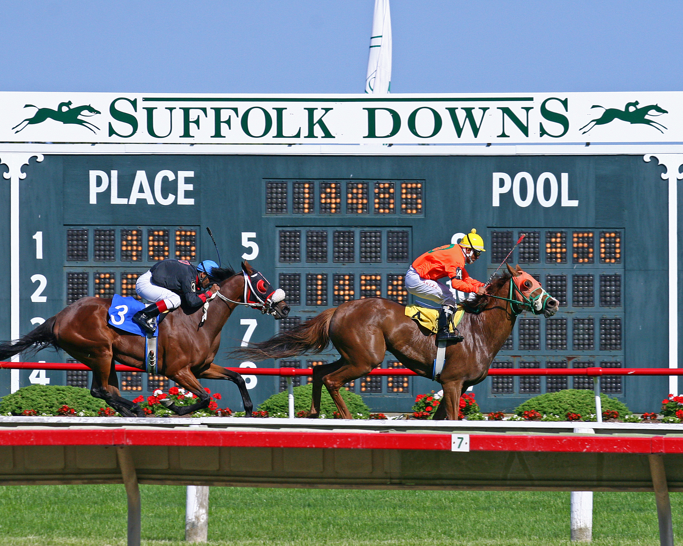 Image result for Suffolk Downs Revere