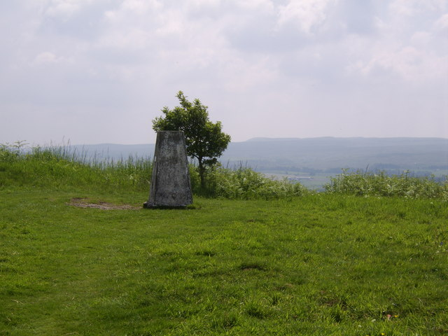 Summit of Duncryne - geograph.org.uk - 462647