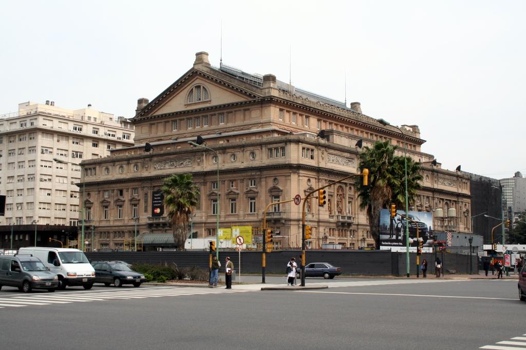 Teatro en la actualidad ¿Te cansaste de Buenos Aires? Redescubrila.