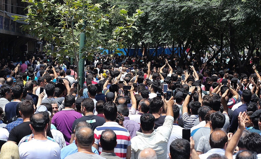 Tehran Bazaar protests 2018-06-25 03.jpg