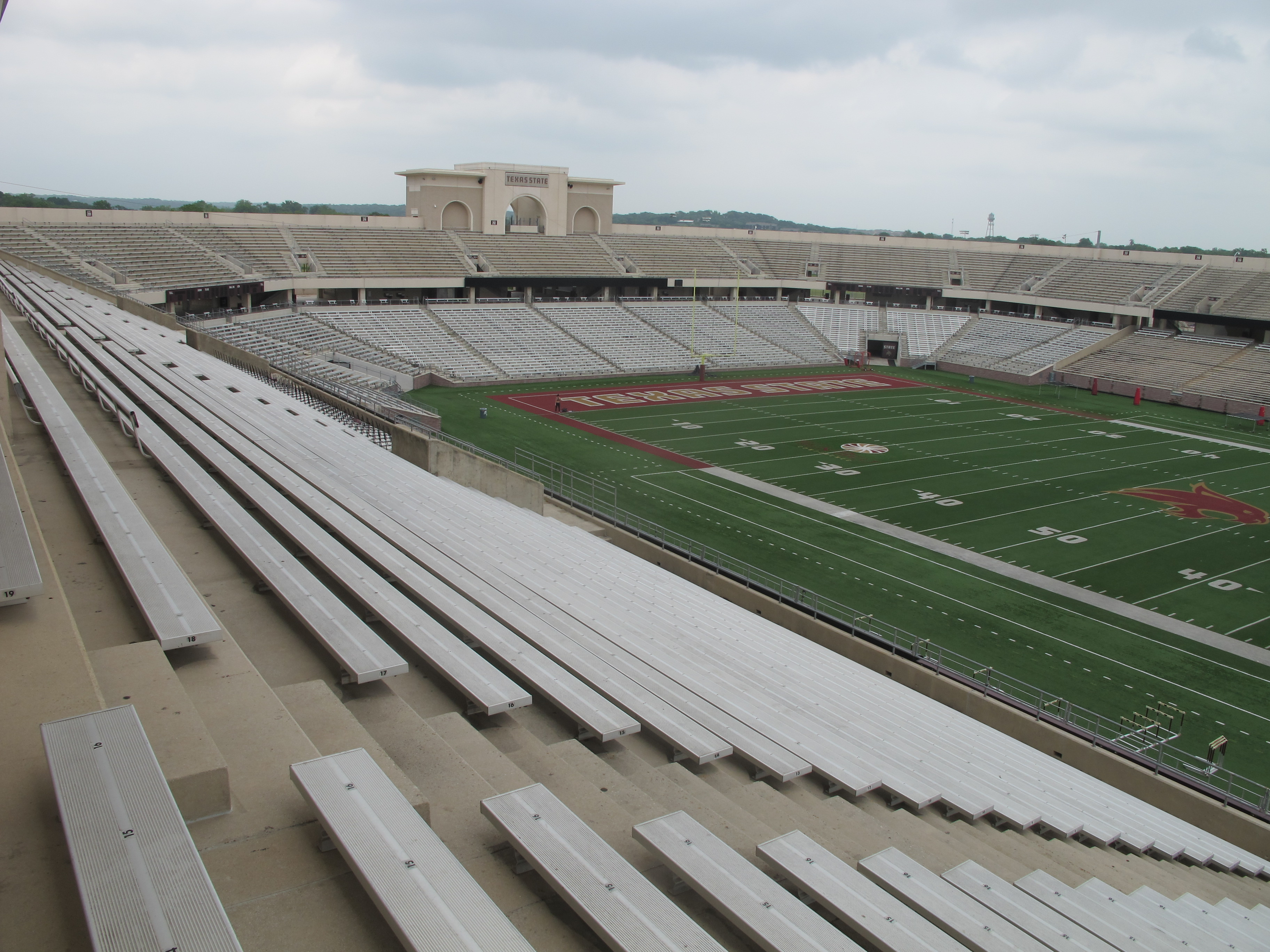 bobcat stadium texas state wiki everipedia