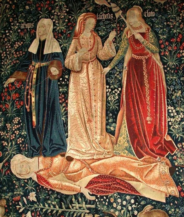 Image result for three fates