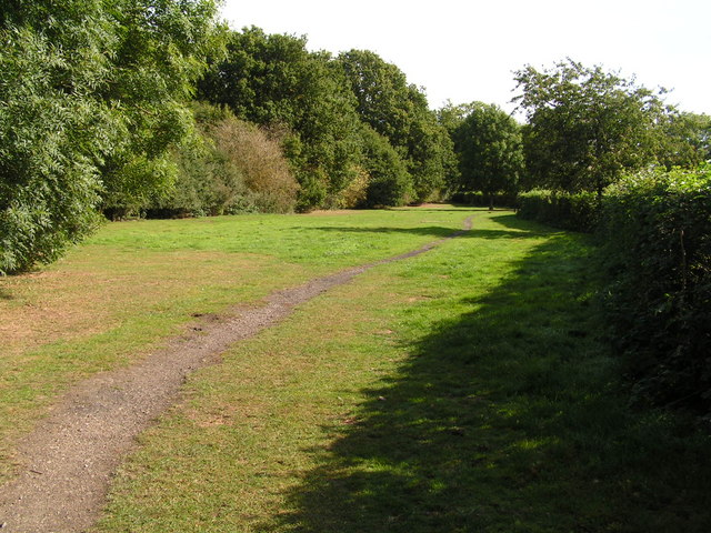 The dog exercise area, Haysden Country Park. - geograph.org.uk - 1048594