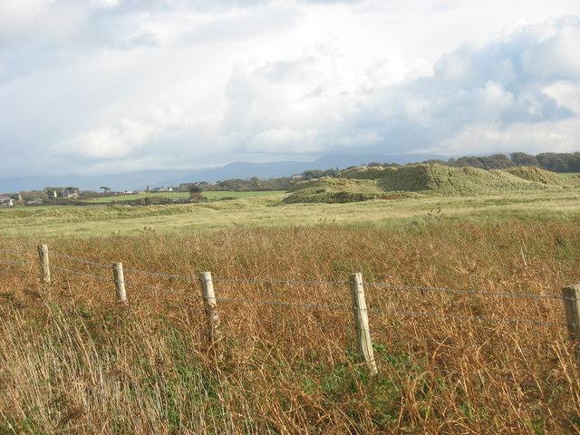 The dunes of Tywyn Aberffraw - geograph.org.uk - 1024488