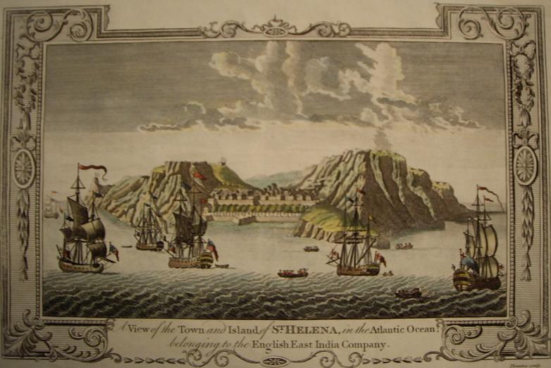 St Helena Island Oil