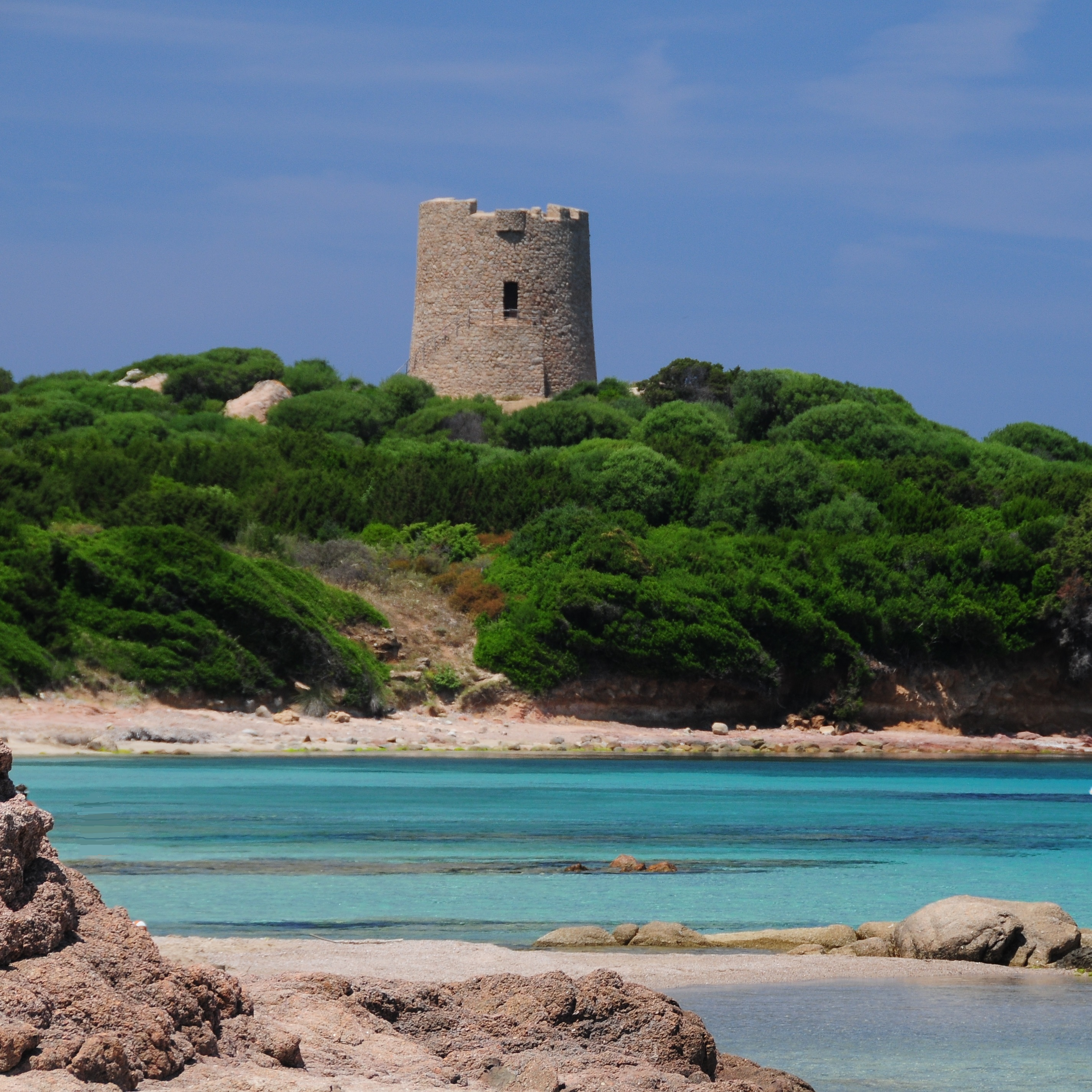 Cartina Sardegna Aglientu.Torre Di Vignola Wikipedia