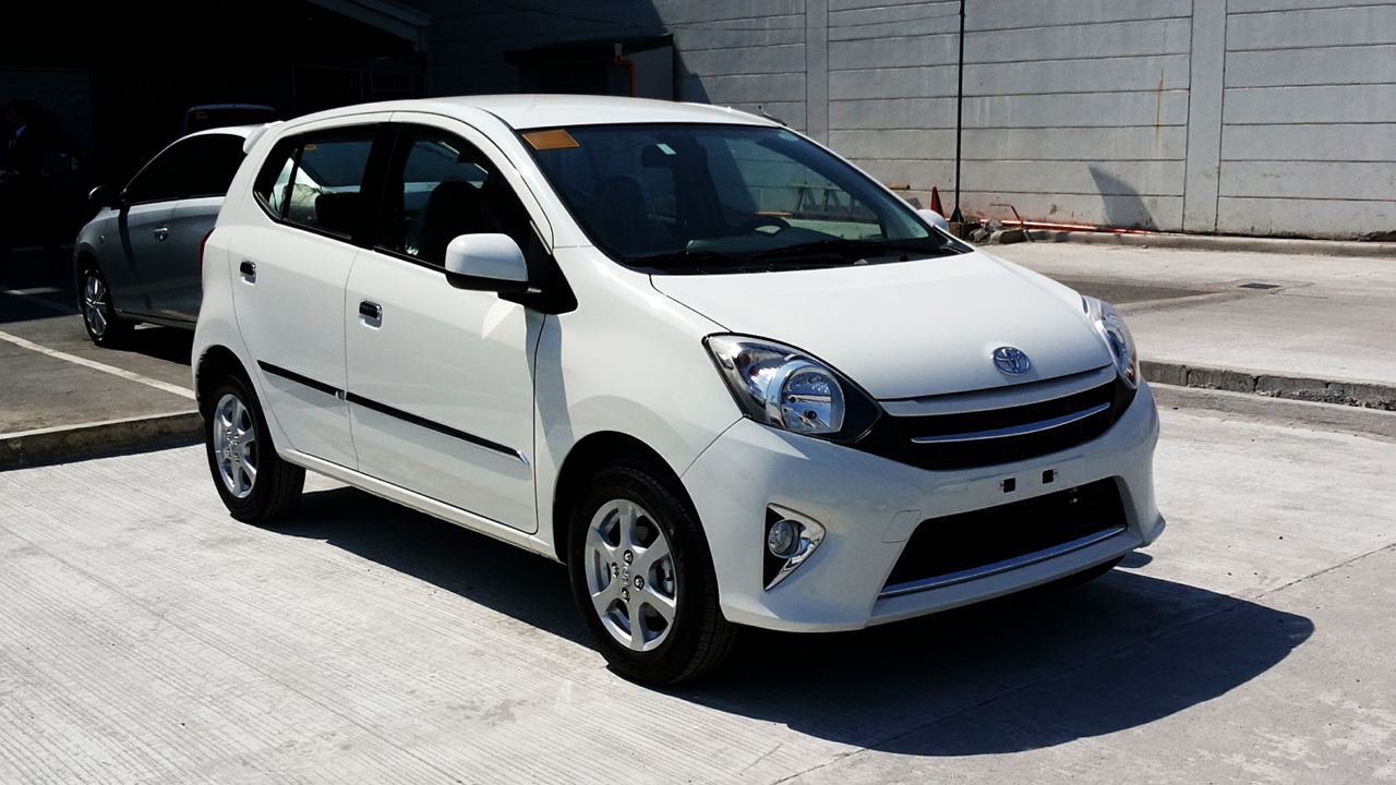 Toyota Wigo Reviews Philippines | Autos Post