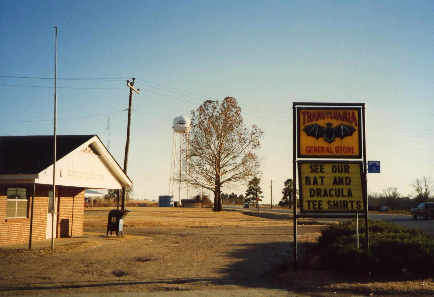 Transylvania, Louisian...