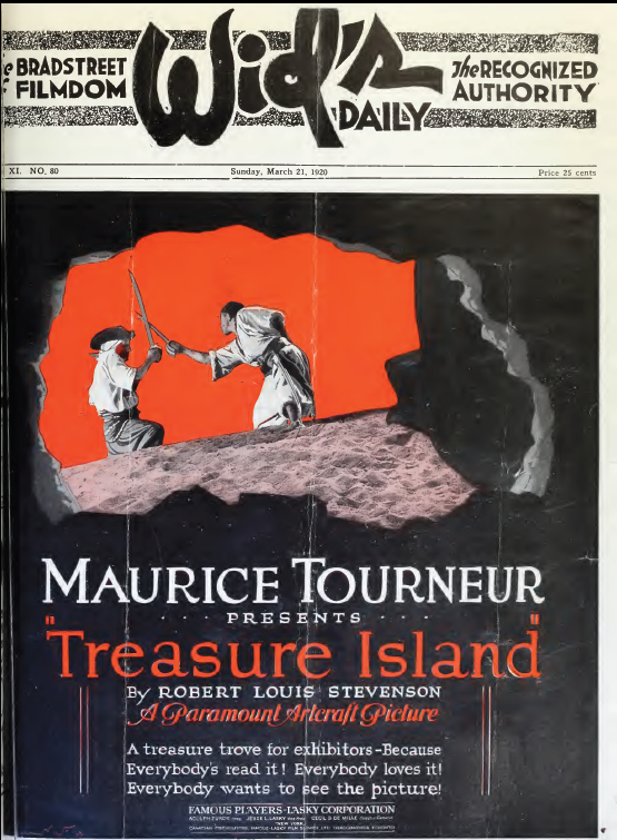 Treasure Island Film