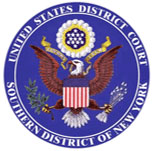 Seal of the United States District Court for the Southern District of New York