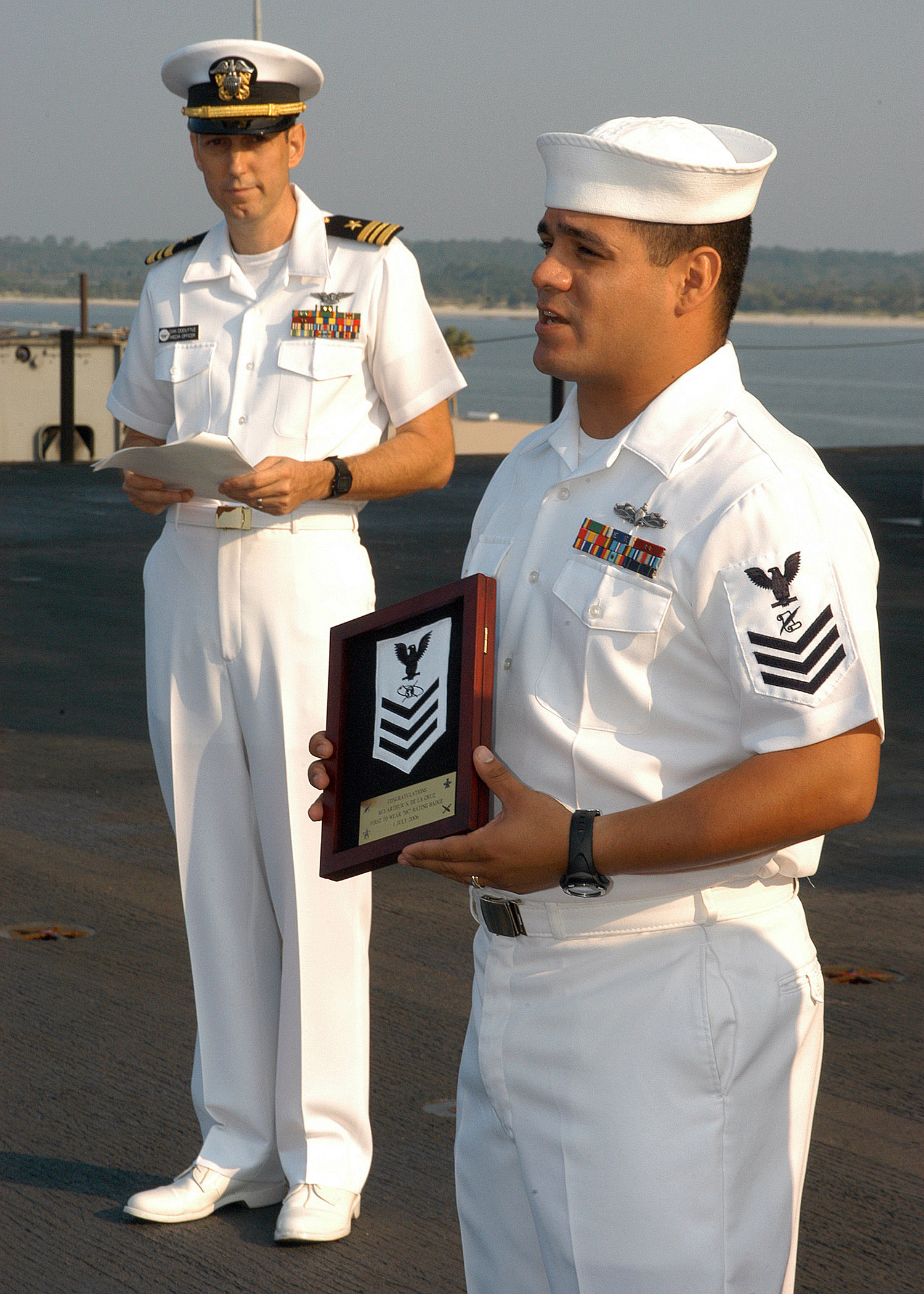 navy mass communication specialist