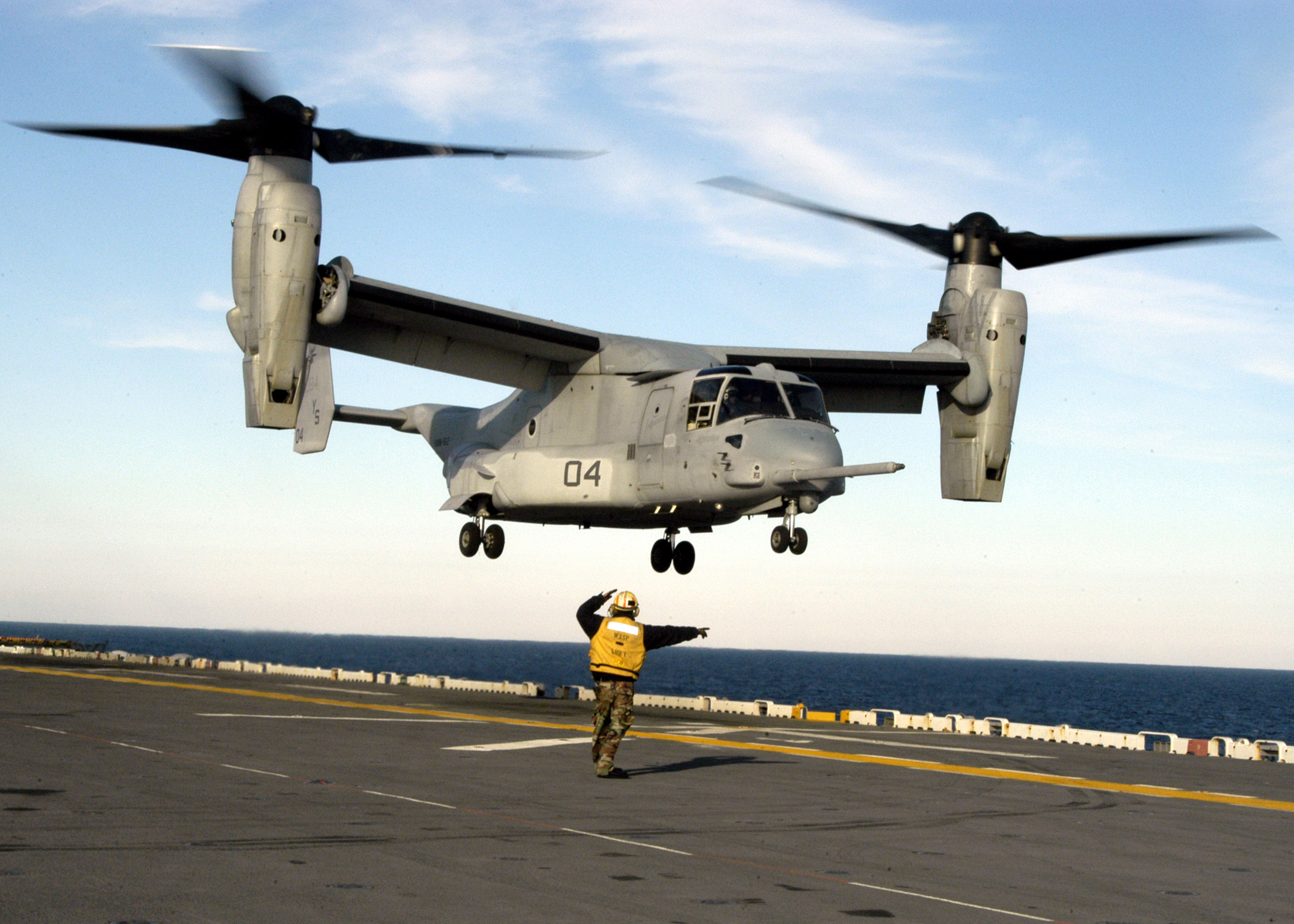 blackhawk for sale helicopter with File Us Navy 061206 N 0458e 070 A Mv 22 Osprey Practice Touch And Go Landings On The Flight Deck Of Multipurpose  Hibious Assault Ship Uss Wasp  Lhd 1  For Deck Landing Qualifications on 6m Bf Austria Air Force Sikorsky S 70a Black Hawk further Airi landing also Yf 23 Black Widow Tactical Fighter moreover File Israeli Air Force  UH 60 Black Hawk likewise File Sikorsky S 70 Blackhawk  Hkp 16A  161229 04  8364671659.