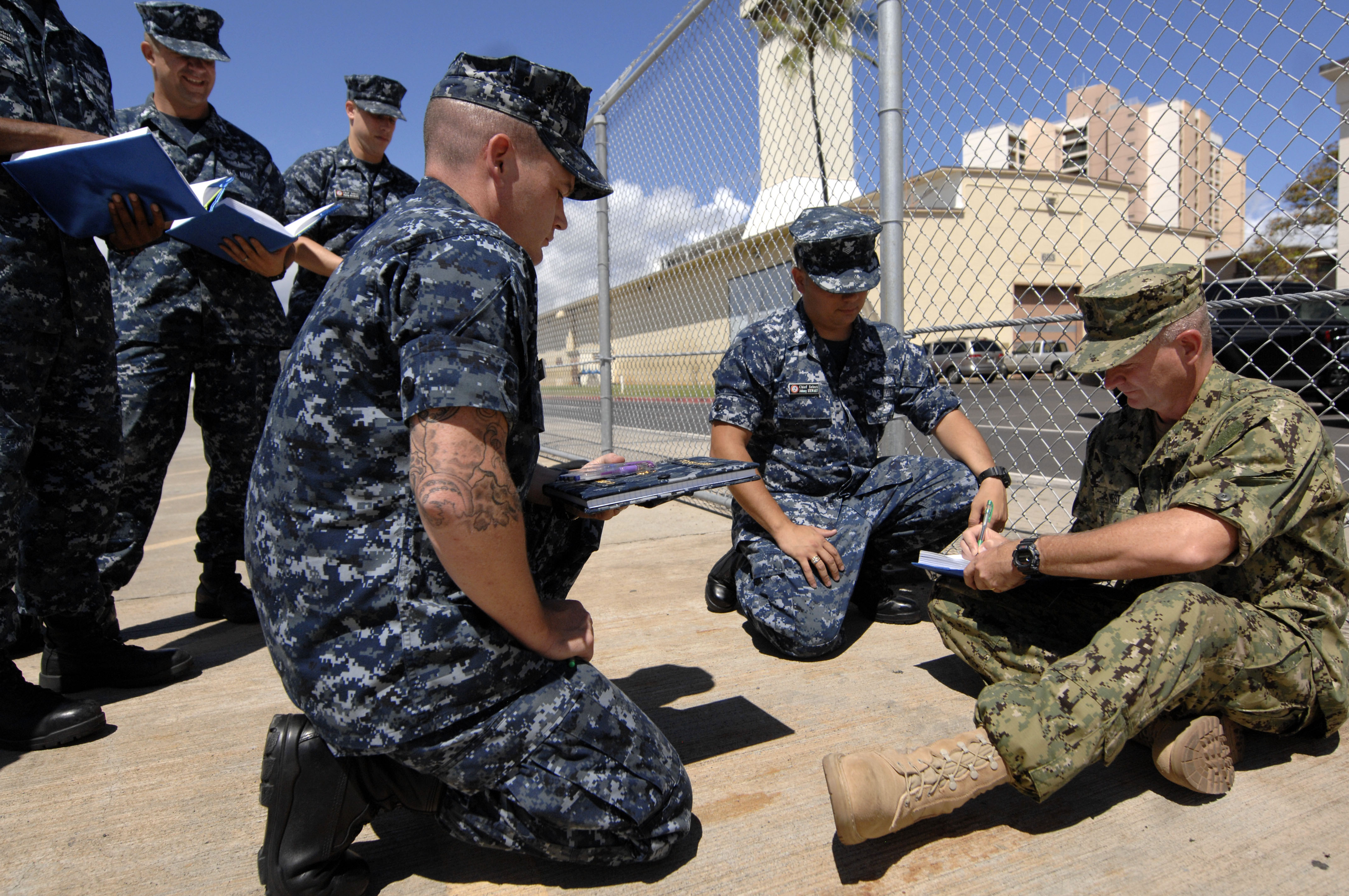Chief Petty Officer - Naval History and Heritage Command
