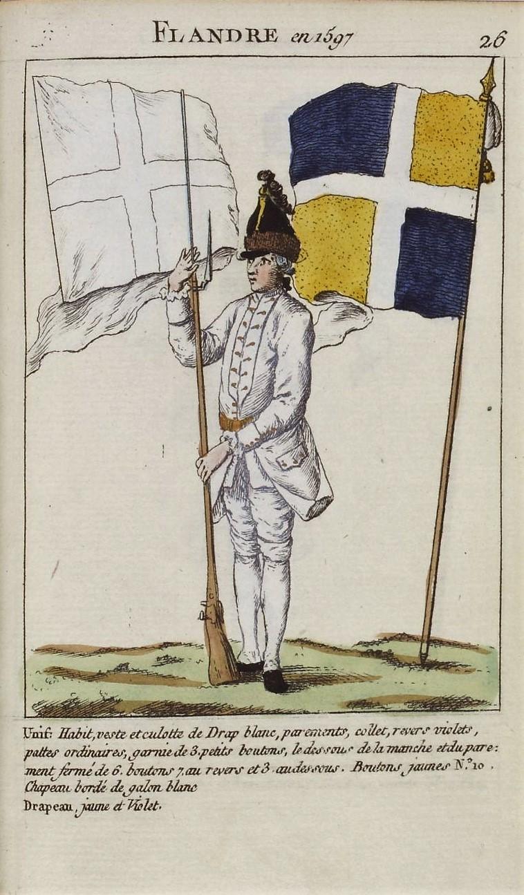 Régiment de Flandre — Wikipédia