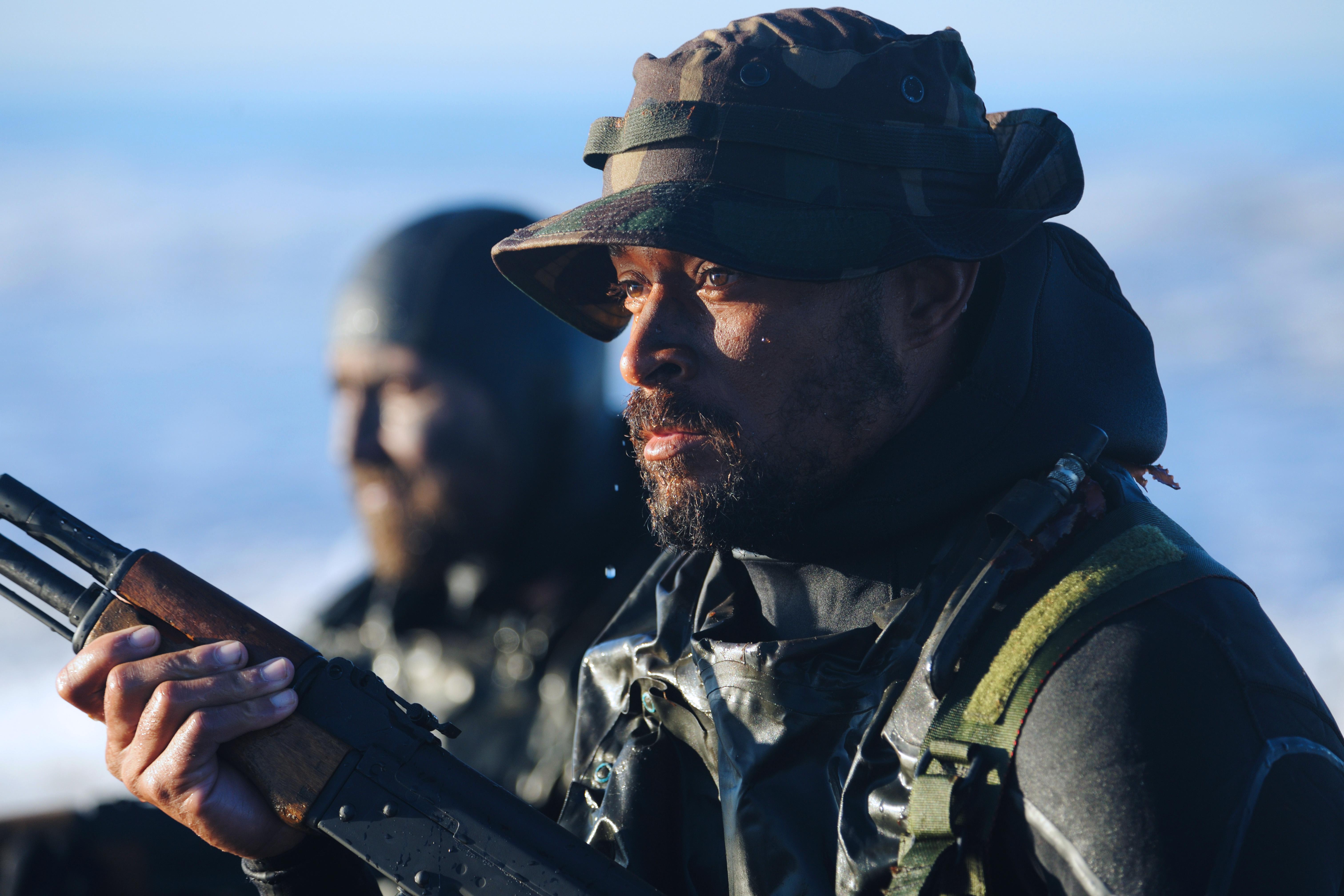 Do Navy Seals Still Paint Their Face