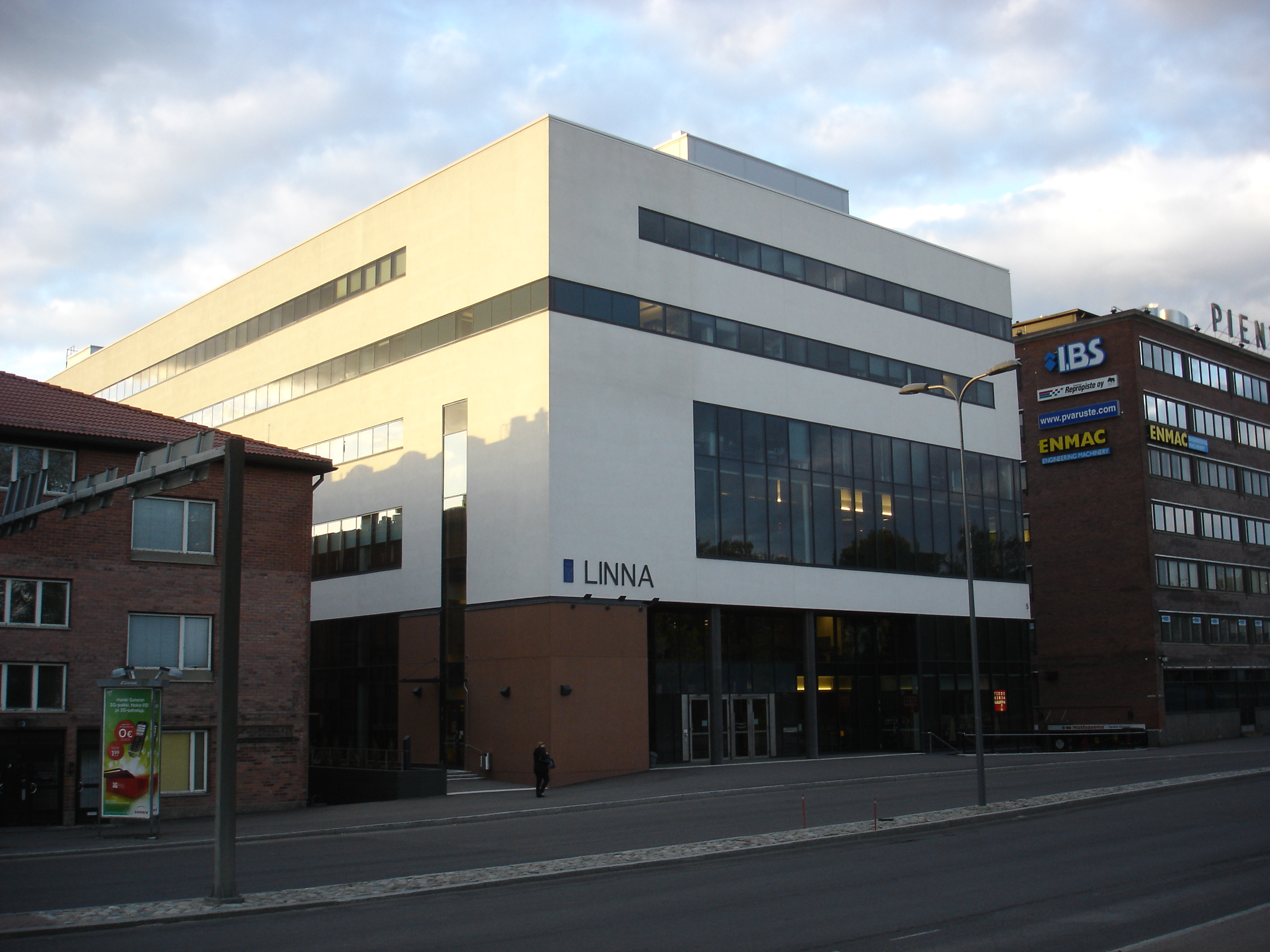 Linna Tampere