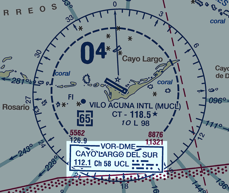 Filevfr Chart Cayo Largo Del Sur Vor Dmeg Wikimedia Commons