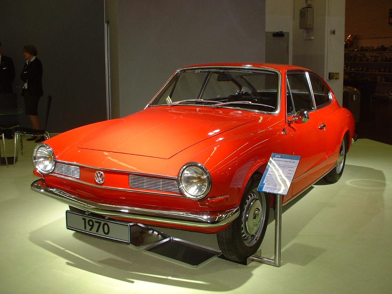 File:VW Brazil Karmann Ghia TC145 (8610004436).jpg
