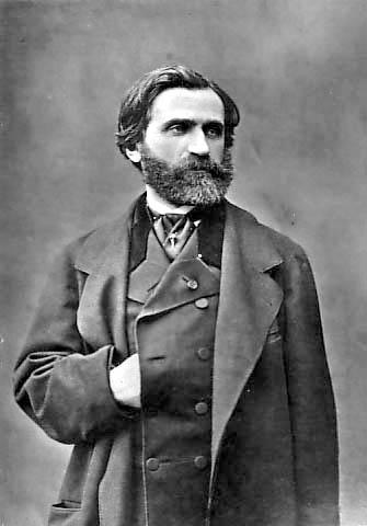 Giuseppe Verdi (circa 1850)