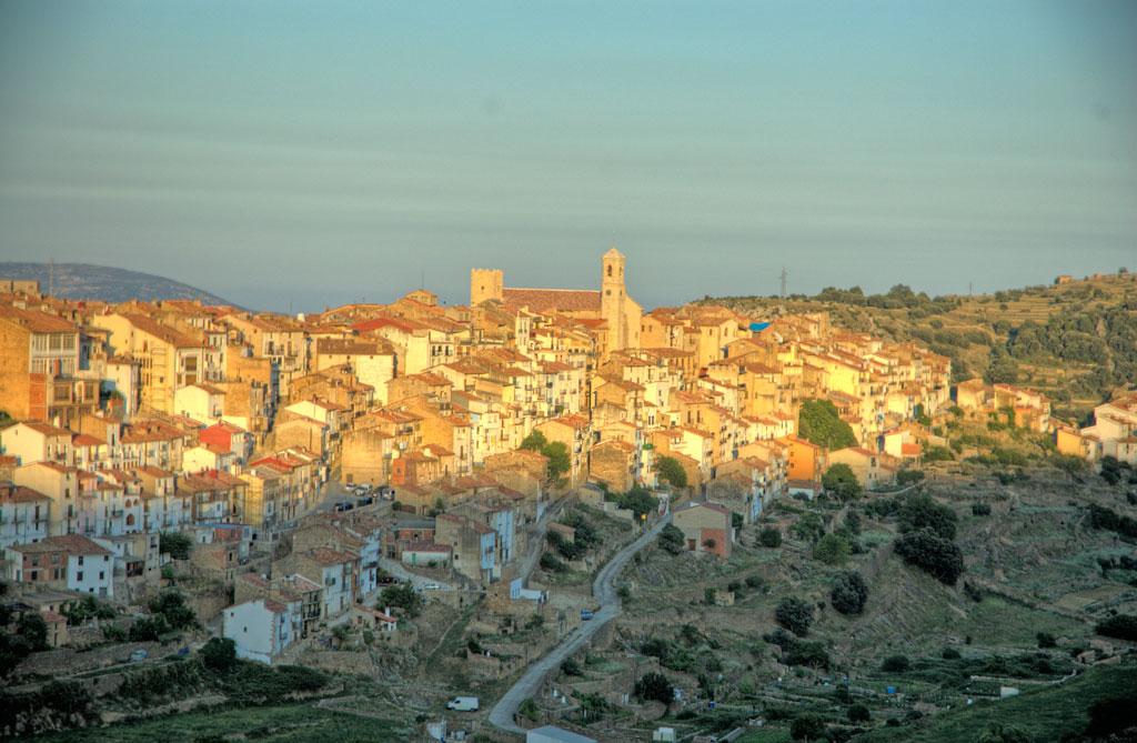 L`ESPAGNE – MOEURS ET PAYSAGES - avec les traditions catholiques de ce pays Vilafranca