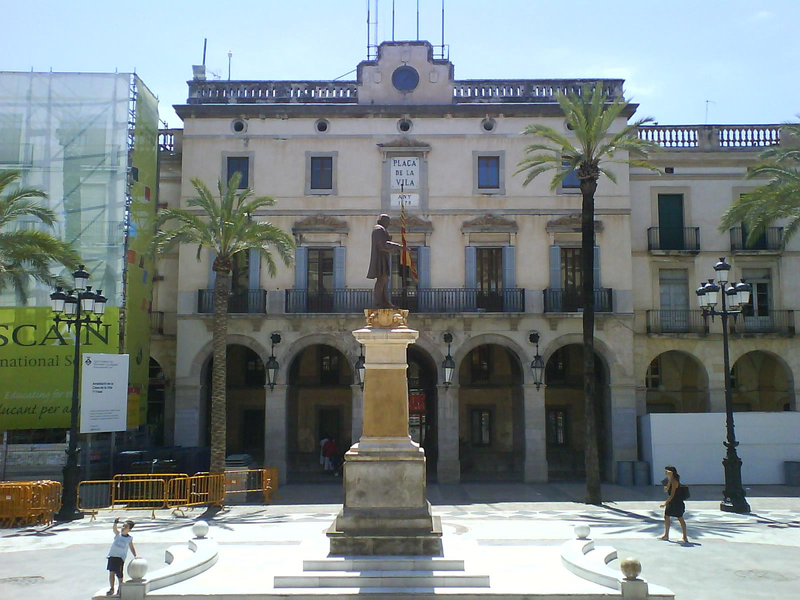 File vilanova i la geltru ayuntamiento jpg wikimedia commons - Jardineria vilanova i la geltru ...