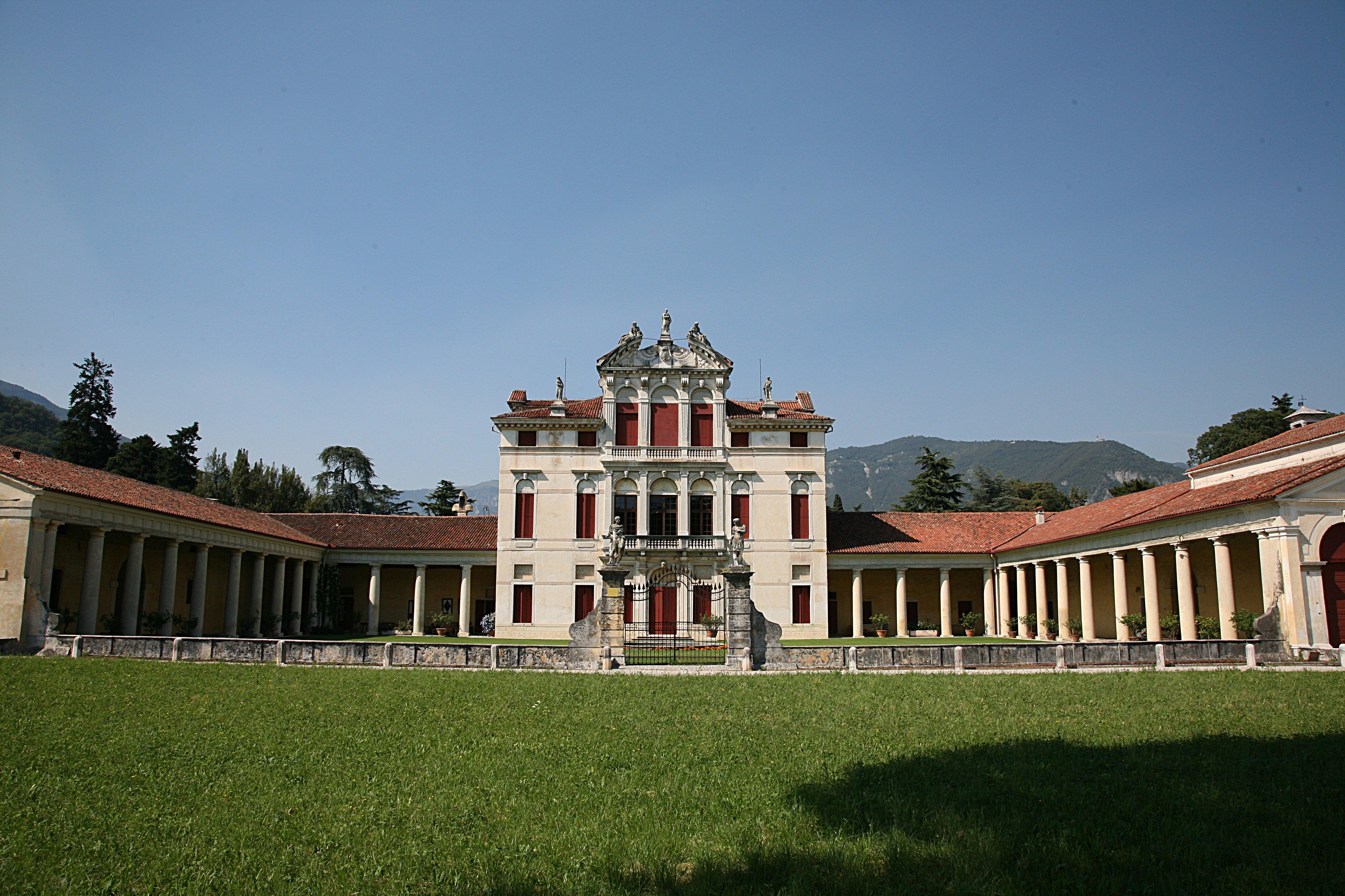 Architetto Bassano Del Grappa villa angarano - wikipedia