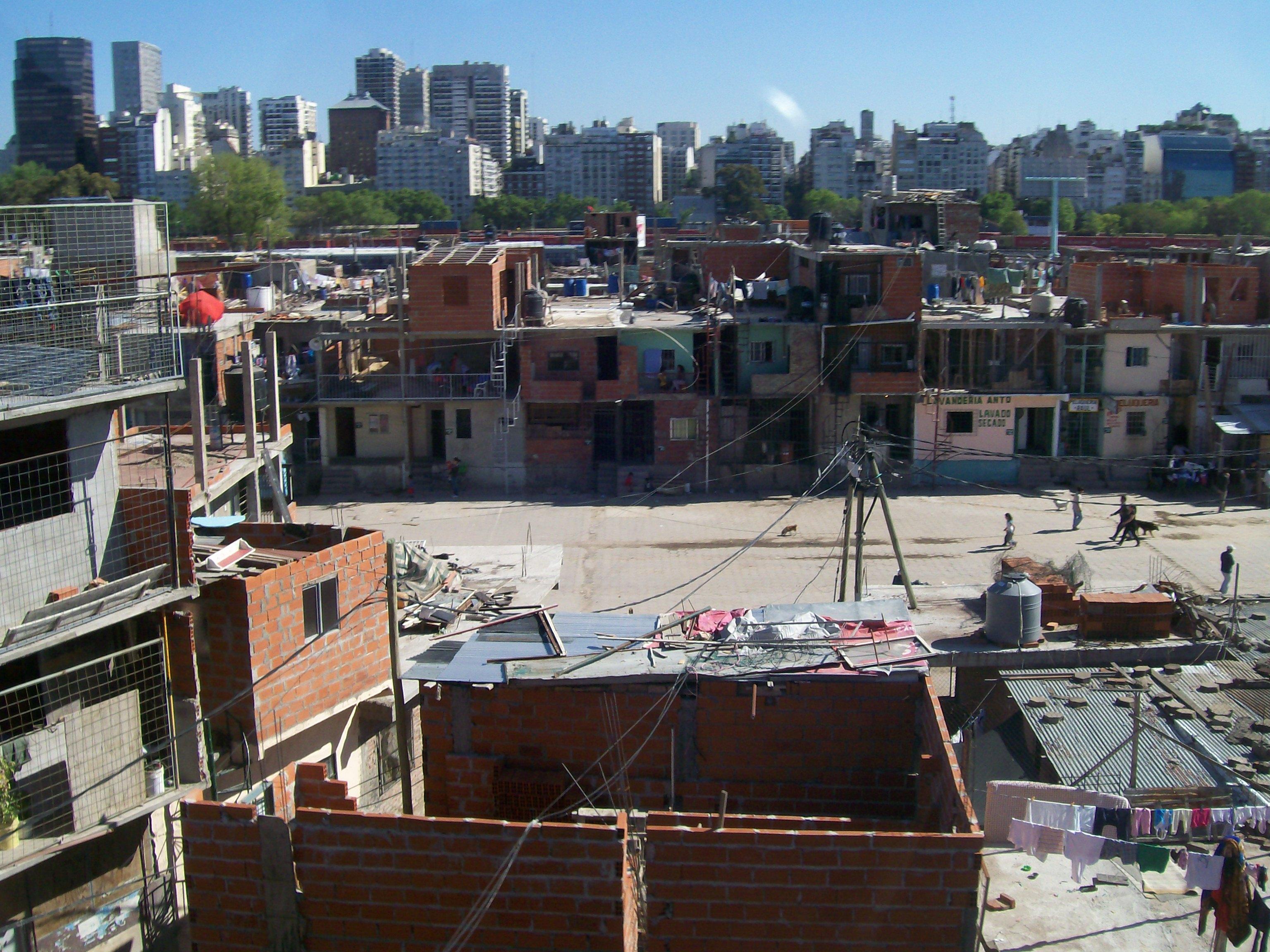 Opiniones de villa miseria for Villas en argentina