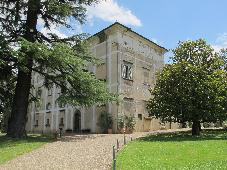 La Limonaia Villa Rospigliosi villa la magia - wikipedia
