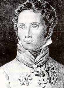 Frederick Bianchi, Duke of Casalanza Austrian general