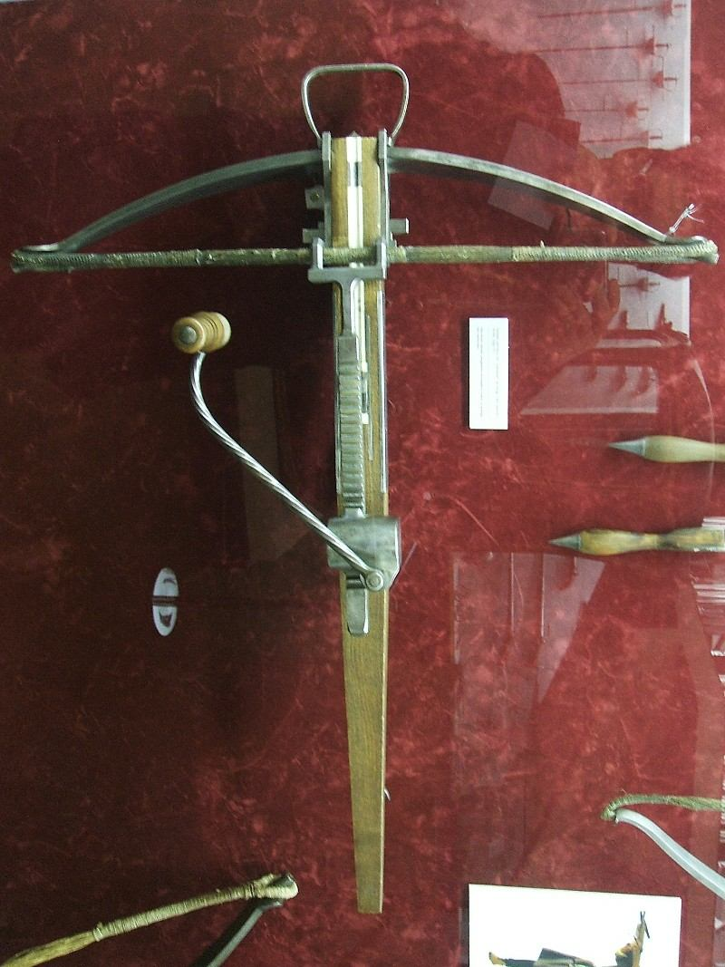 Spanish crossbows in museums Vitoria_-_Museo_de_Armeria_03