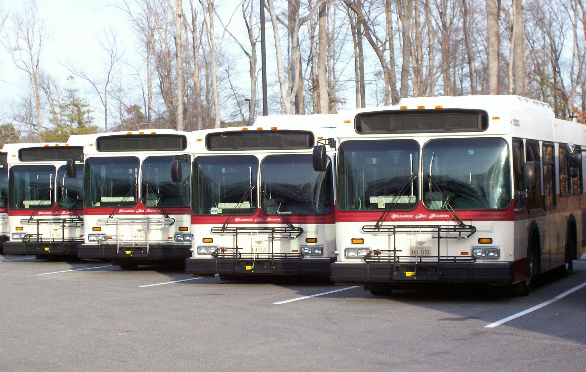 Bus Tours In Williamsburg Va